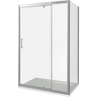 Душевой уголок Good Door ORION WTW-PD+SP-90x80-G-CH