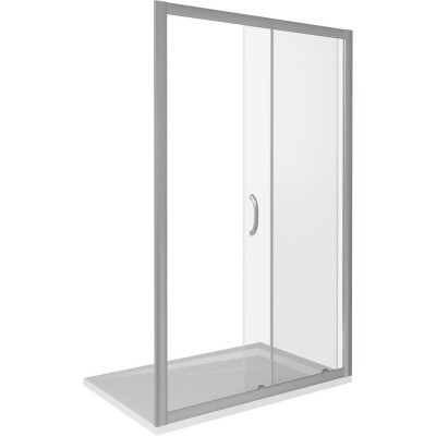Душевая дверь Good Door INFINITY WTW-140-G-CH